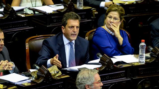 """El Frente Renovador cuestionó la reforma laboral y adelantó que no votará """"contra los trabajadores"""""""