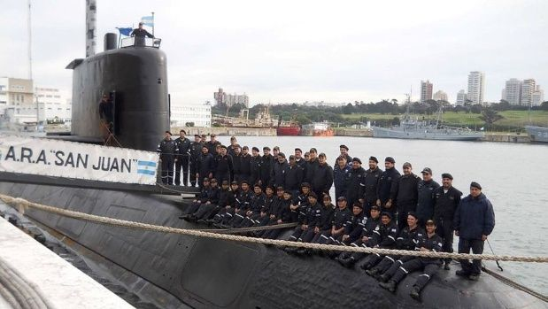 ARA San Juan: Detectan un nuevo contacto e investigan si se trata del Submarino