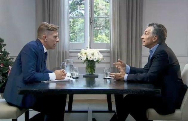 "Mauricio Macri: ""Hubo gobernadores que incumplieron su palabra"""