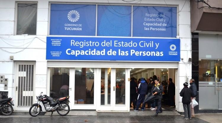 El Registro Civil de Tucumán aclara que seguirá trabajando con el correo