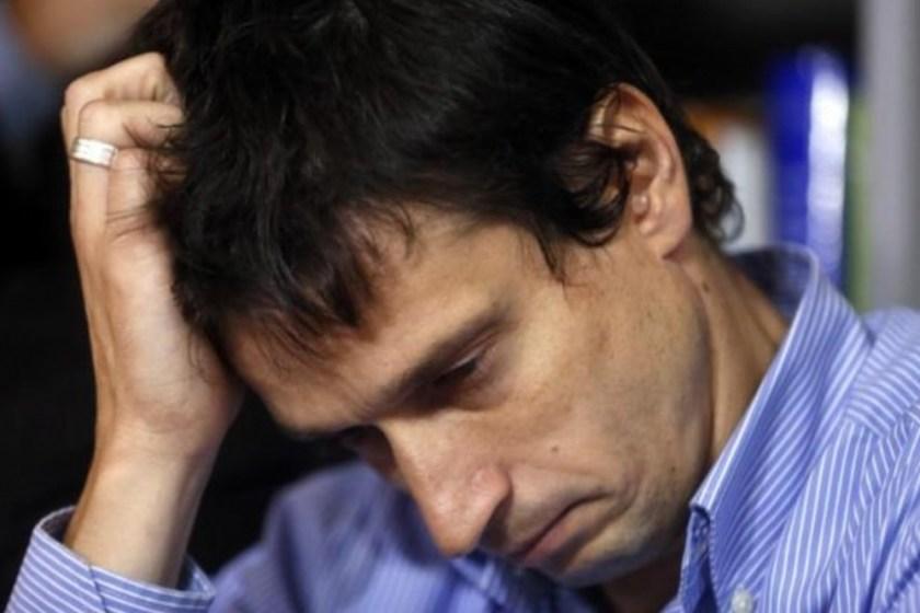 """Lagomarsino, ante un posible procesamiento: """"Tengo terror de ir preso"""""""