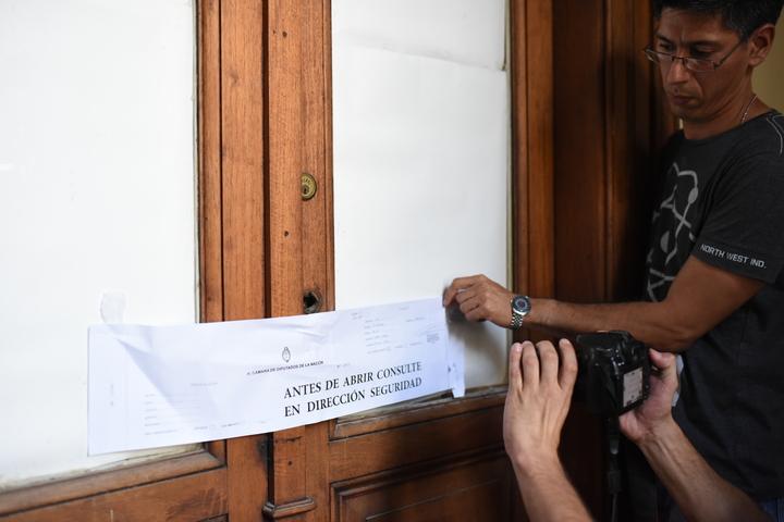 Bizarra pelea por los despachos en Diputados: multarán al que no entregue la llave