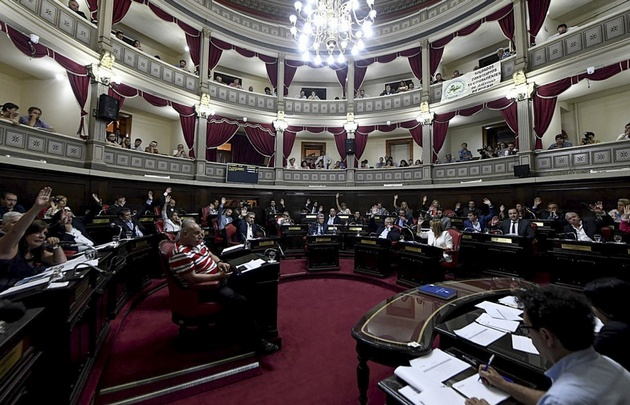 El Senado de la nación aprobó la reforma tributaria y el Presupuesto