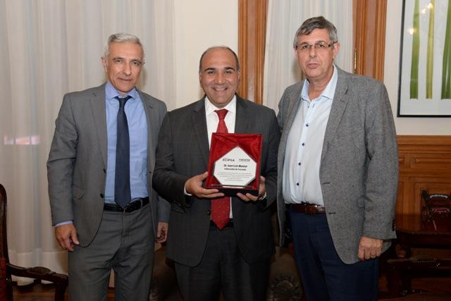 Tucumán atrae inversiones: Grupo ECIPSA invertira  $ 600 millones en la provincia