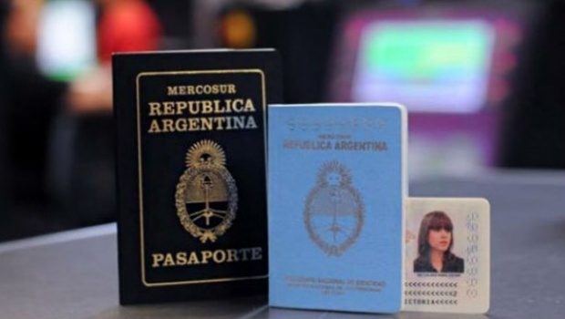 El gobierno nacional aumenta los costos para renovar el DNI y el Pasaporte hasta un 200%