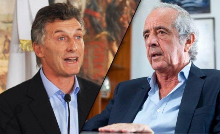 """D'Onofrio a Macri : """"convoque a todos, nos saquemos una foto y le demostremos al mundo que podemos jugar"""""""