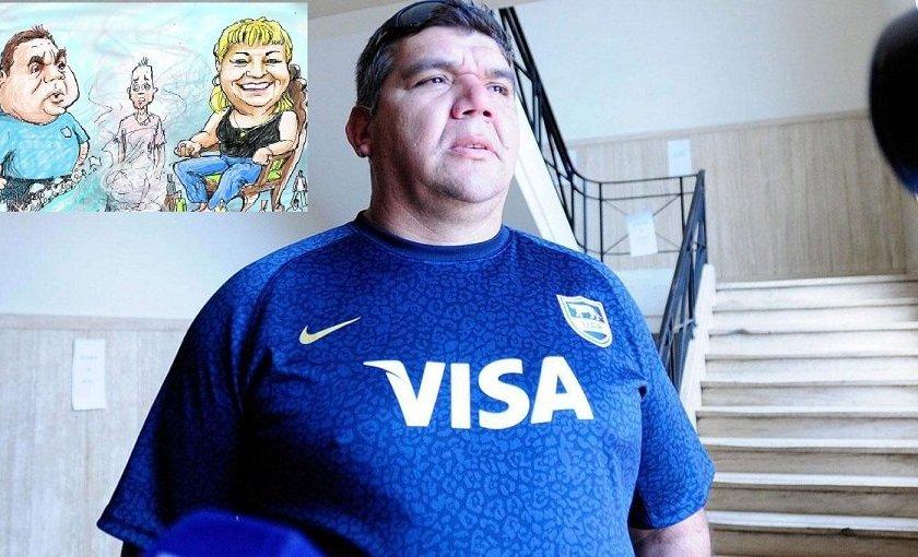 """Se entregó el """"Gordo"""" Gustavo González"""
