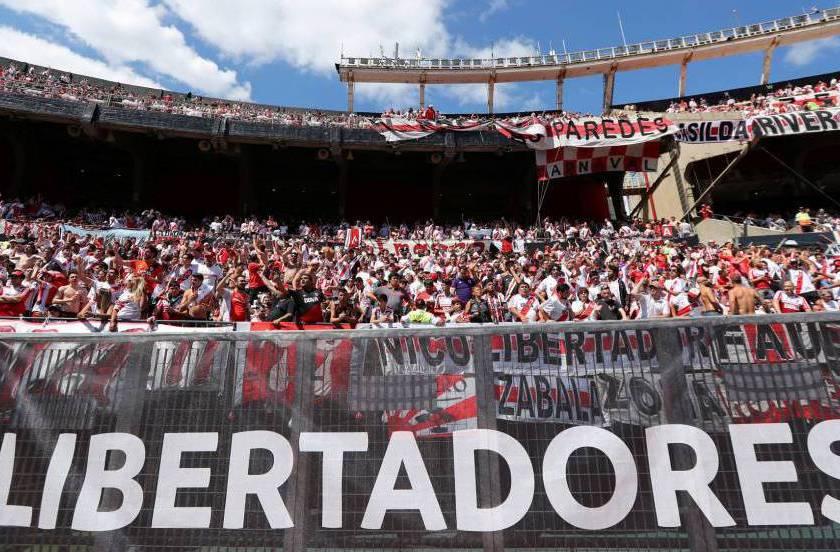 Conmebol confirma que la final de la Libertadores entre River y Boca se jugará en España