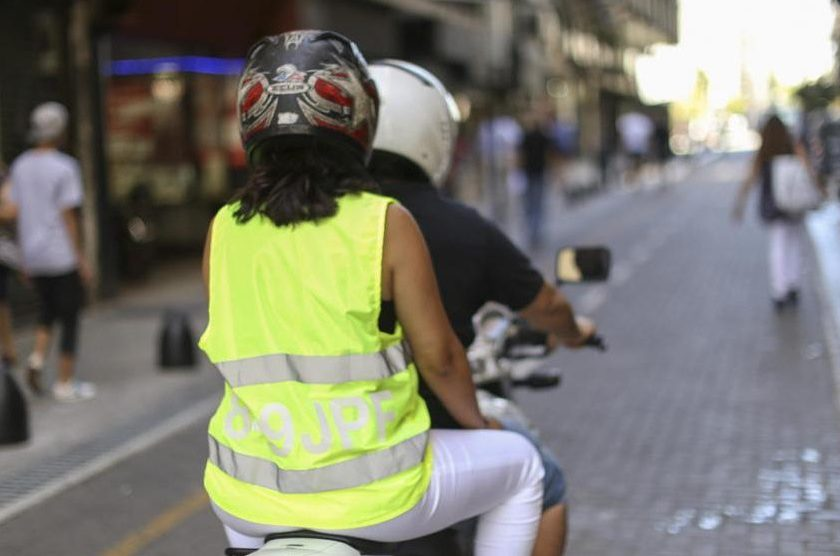 Afirman que los chalecos para motociclistas ya fracasaron en otros países
