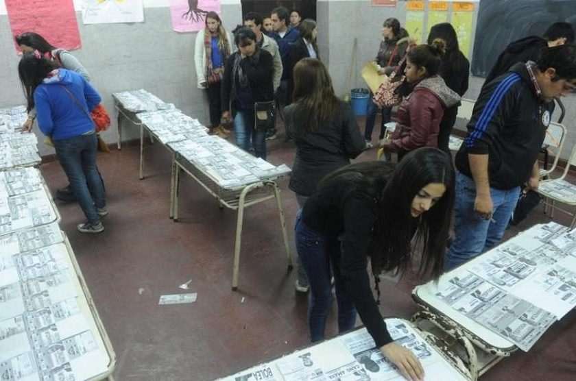 ELECCIONES: Ya hay más de 8 mil candidatos registrados y aún no se cerró la inscripción