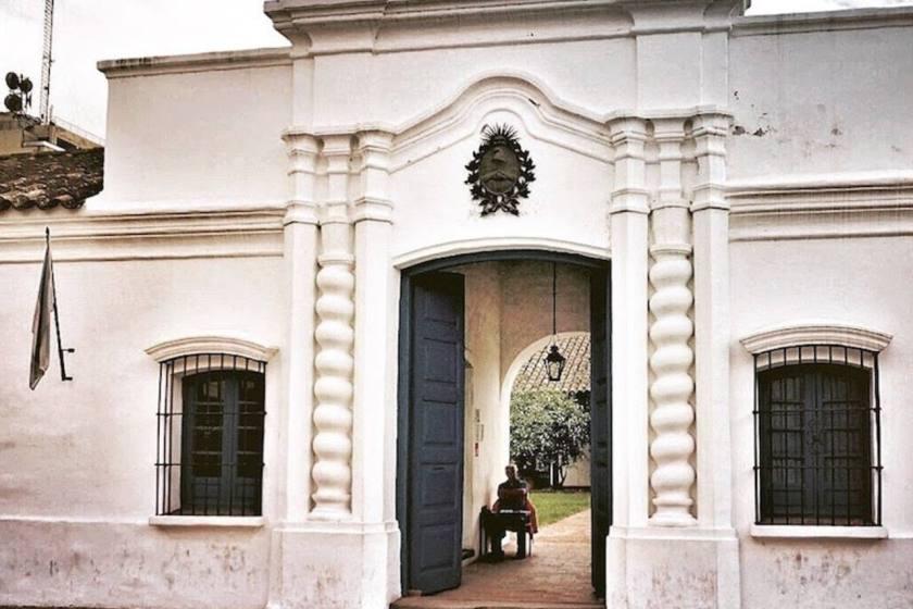 Causa preocupacion el deterioro de la Casa Histórica de Tucumán