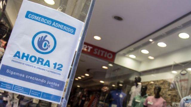 El gobierno Baja al 20% la tasa de interés en compras con Ahora 12