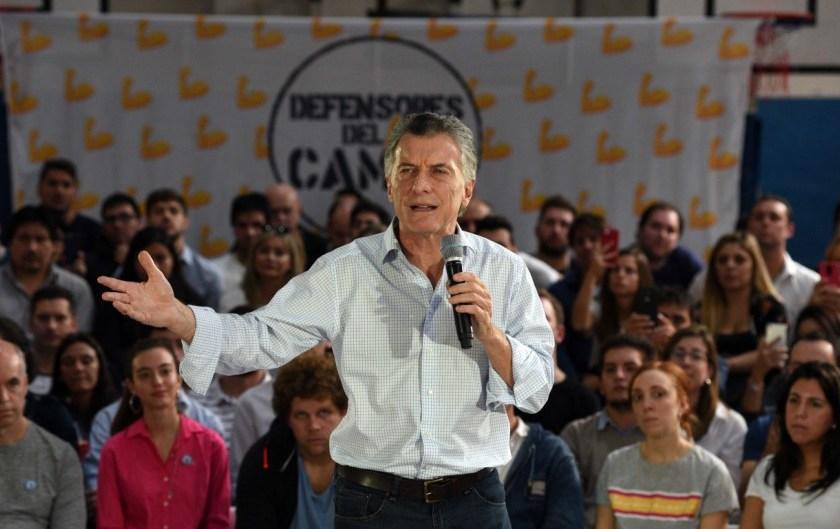 ELECCIONES: Una encuesta de Rouvier sostiene que Macri le ganaría a Alberto Fernández en un ballotage