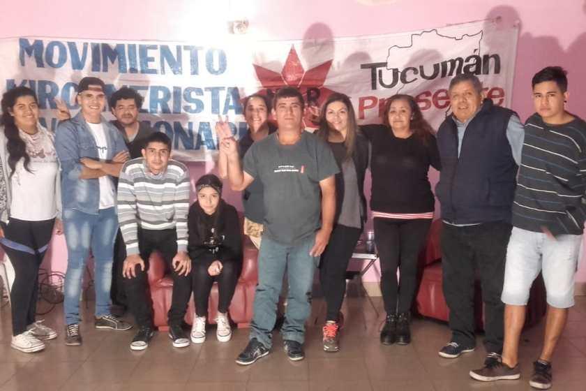 Jovenes dirigentes del sur tucumano proclaman su apoyo a la formula Manzur – Jaldo