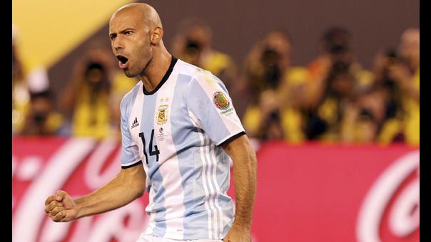 Mascherano regresa a la Selección Argentina