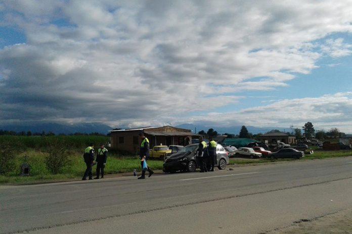 Un maestro se suicidó adentro de su auto, luego de atropellar a varios jóvenes y matar a uno en la ruta 38