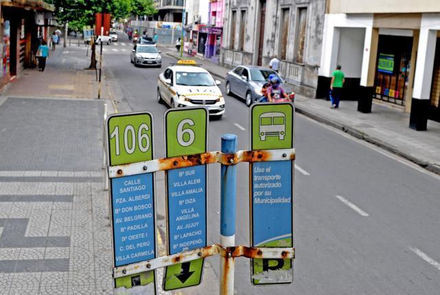 Ratificaron el paro y en Tucumán no habrá colectivos el feriado del 25 de Mayo