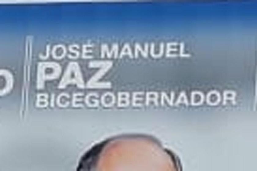"""IMPROVISADOS: """"Vamos Tucumán"""" colocó una gigantografía con un error ortográfico"""