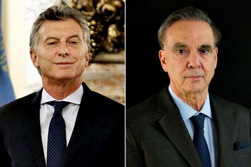 Pichetto será el vice de Macri en la fórmula de Cambiemos