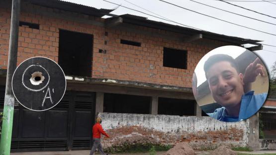 INSEGURIDAD Y MAS MUERTE EN TUCUMAN: Murió el joven baleado en la puerta de su casa en San Cayetano
