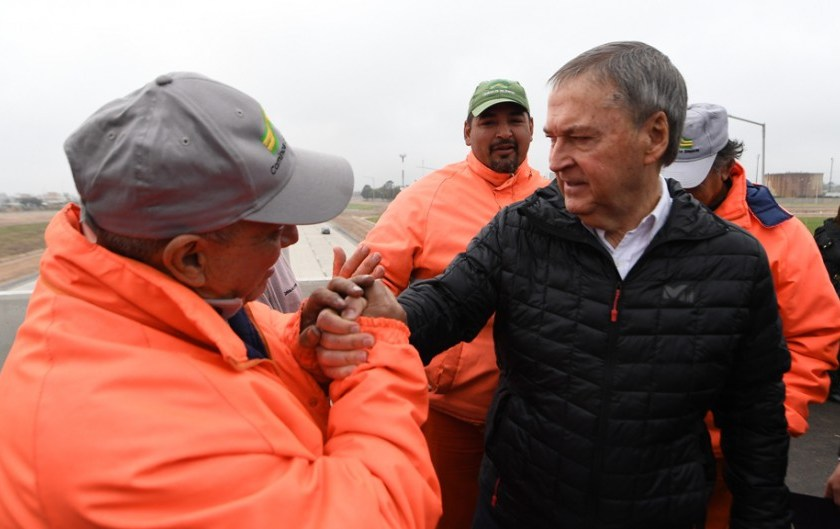 Peronistas cordobeses amenazan con apoyar a Alberto Fernández y complican a Schiaretti