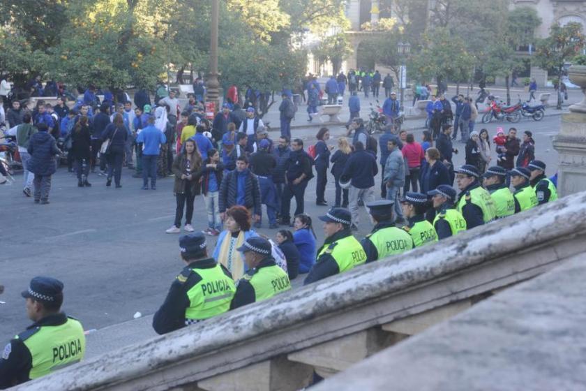 A falta de subsidio del gobierno provincial el conflicto de los trabajadores de Emilio Luque continúa