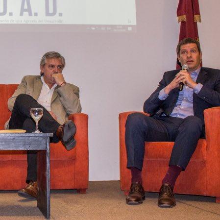 Alberto Fernández suma a un diputado de Urtubey