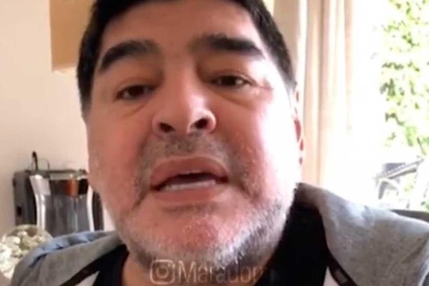"Diego Maradona: ""no tengo Alzheimer"""