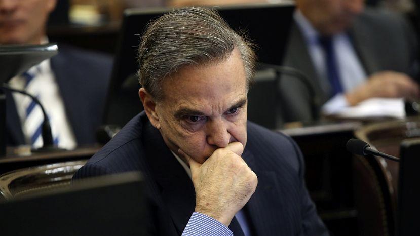 """""""SIN APOYO"""": Pichetto renuncia a la Magistratura y el peronismo se apura a echarlo de la bicameral de inteligencia"""