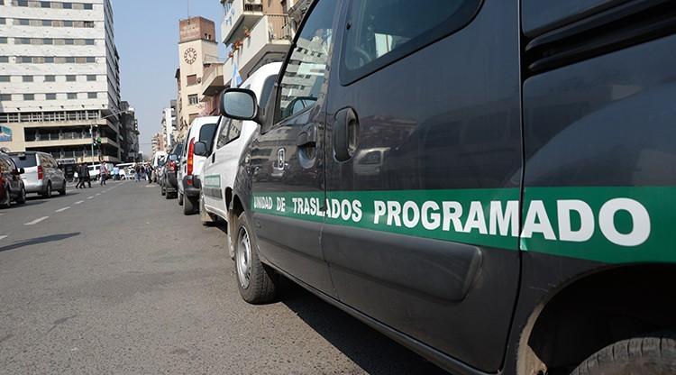 La Nación al no pagarles, transportistas de traslados programados no prestarán servicios