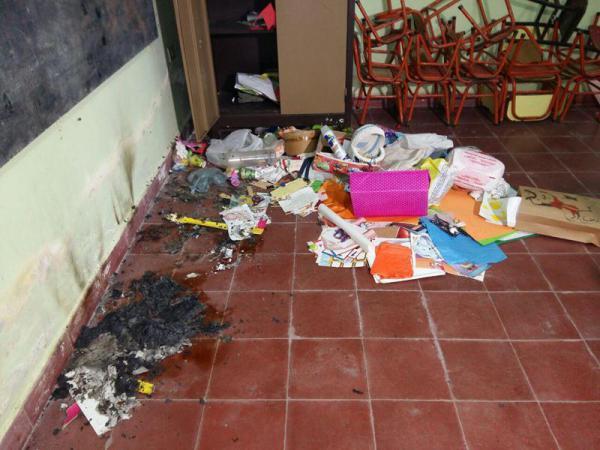 Hace años el vandalismo afecta a las escuelas de Tucumán, no hay respuestas