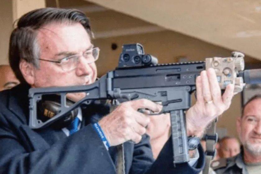 BRASIL: Bolsonaro defendió el trabajo infantil y la portación de armas de niños