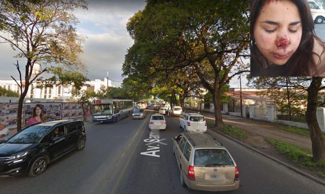 Detuvieron al acusado de chocar a seis personas a la salida de un boliche en avenida Sarmiento