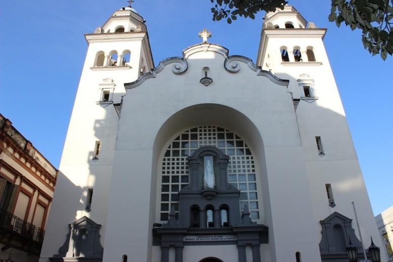 TUCUMAN: Un empleado de la basílica de La Merced quedó detenido por un robo