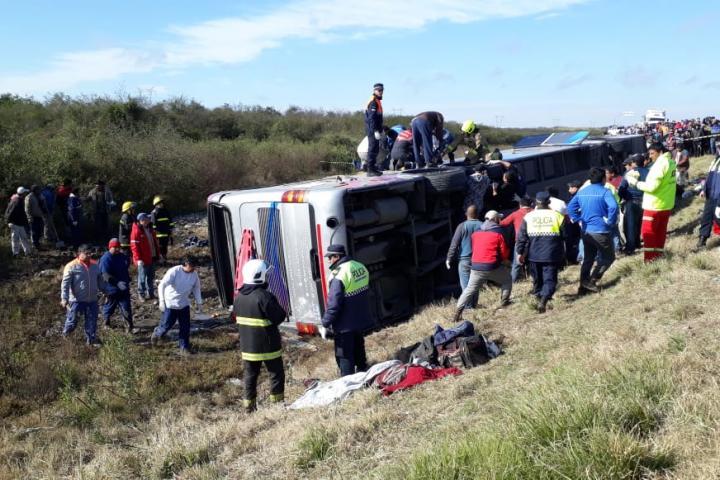 Tragedia Vial en La Madrid: Ya son 16 los muertos