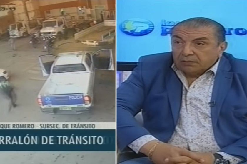 """""""Aprietes contra municipales"""": Enrique Romero denunció a la Policía de Tucumán"""