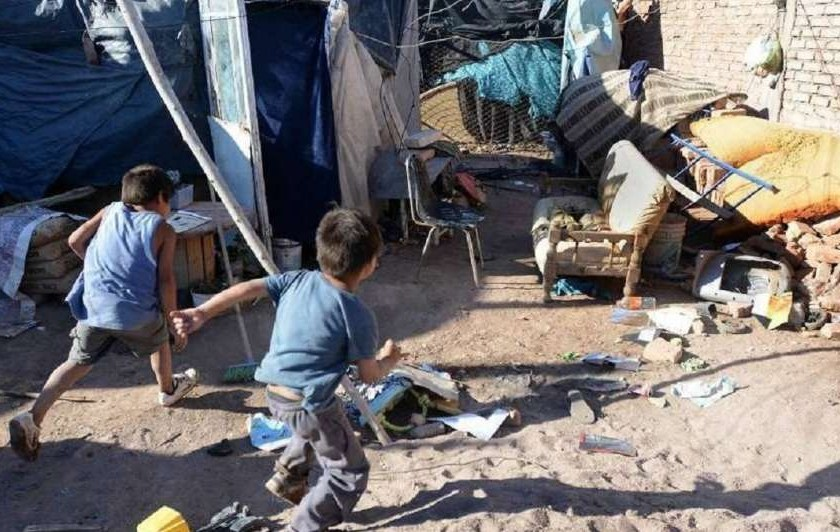 En Tucuman la pobreza  alcanza a mas del 40% de la población