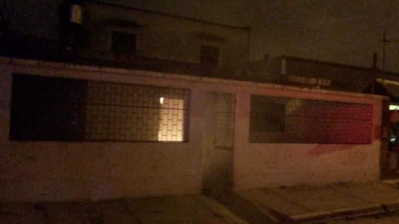 Crimen de la Costanera: Quemaron la casa del presunto asesino de Dora González(VIDEO)