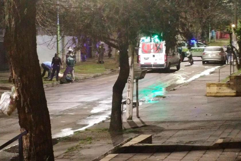 Dueño de casa mata a un ladron en Muñecas al 1.900