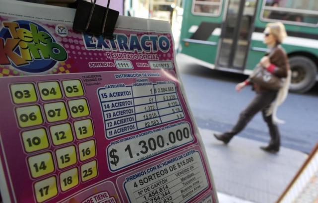 Es tucumano el ganador del Telekino y embolsó más de $ 9 millones