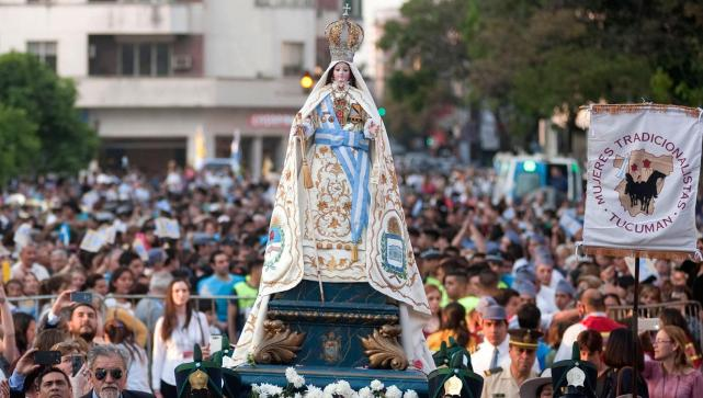 Crograma  de actos en honor a la Virgen de la Merced