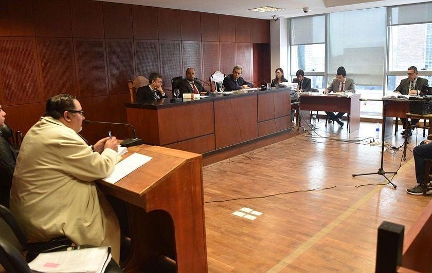 """"""" CORRUPCIÓN POLÍTICA """" : La plata era para Najar declararon los empleados de Las Talitas a los que les sacaron el 80 por ciento de su sueldo"""