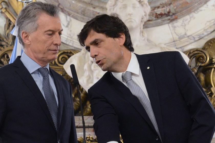 """Macri ya usa fondos """"precautorios"""" del FMI para pagar vencimientos de deuda"""