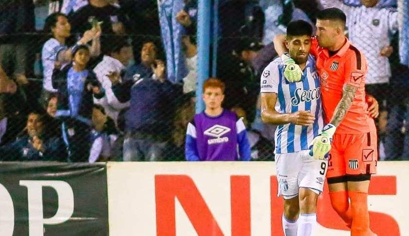 Atletico Tucuman le gano 2 a 1 a Talleres de Cordoba
