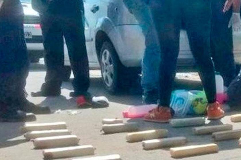 NARCOS: Parecía una familia normal y llevaba cocaína de Tucumán a Buenos Aires