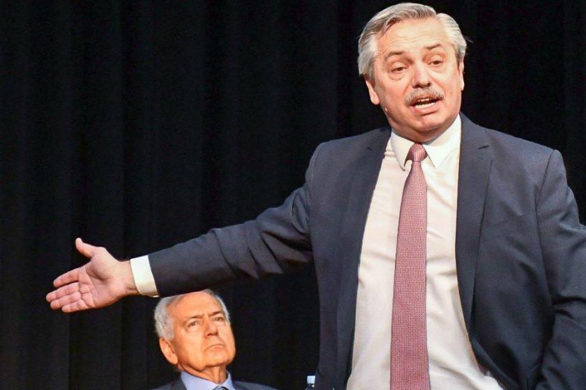 El presidente electo Alberto Fernández presentará formalmente a su gabinete el 6 de diciembre