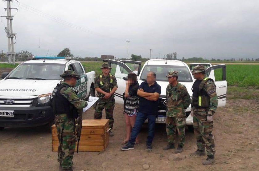NARCOS TUCUMANOS: La pareja detenida en Alberdi integraba una banda narcocriminal y operaba en distintos puntos del país