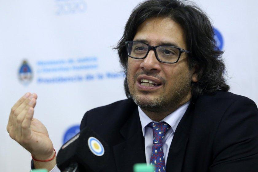 """Para el ministro Germán Garavano: """"No deberían haber liberaciones masivas de detenidos"""""""