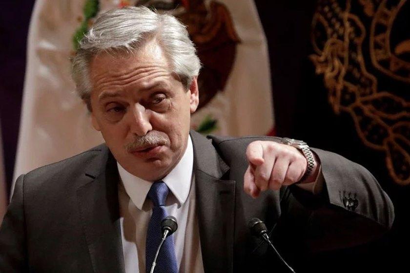 """Fernández afirmo que revisará los últimos nombramientos de Mauricio Macri: """"Todos entraron por la ventana"""""""