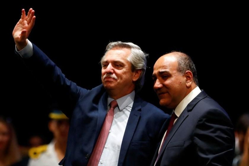 Seis tucumanos podrían llegar a integrar el gabinete de Alberto Fernandez
